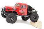 FTX OUTBACK TEXAN 4X4 RTR 1:10 TRAIL CRAWLER - RED